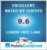Hotels Combined certificate of excellence